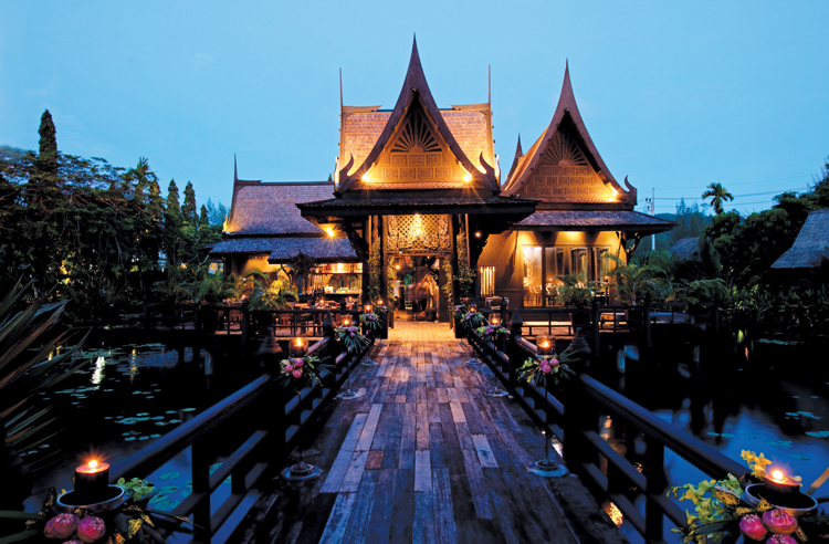 Black Ginger Restaurant in Phuket