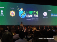 Green Summit 2014 Bangalore