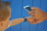 SmartKidsID keeps kids safe on the go!