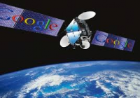 Google satellites