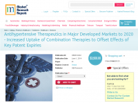Antihypertensive Therapeutics Major Developed Markets 2020