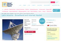 Latin America - Broadband and Internet Market
