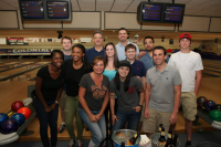 CMD at the 5th Annual Ronald McDonald House Bowl-a-Thon