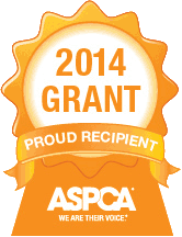ASPCA Grant Badge
