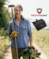 Predator Deterrent Lights Gardener
