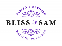 Bliss By Sam Wedding and Occasion Planners Logo