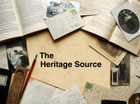 The Heritage Source Joshua Cohen