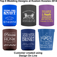 Top 6 Wedding Graphics for 2014