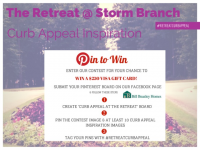 Bill Beazley Homes Offers Pinterest Contest