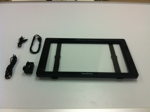 Zmartframe Touch PC Gowin Technology'