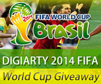 2014 FIFA World Cup Giveaway