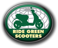 Ride Green Scooters Logo