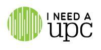 Company Logo For I Need A UPC'