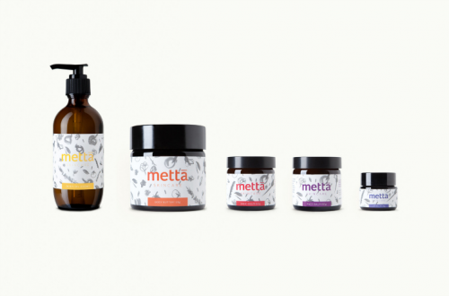 Natural Skincare products'