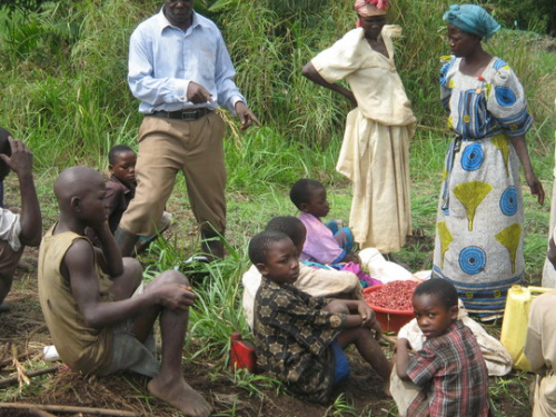 Eco-Agric Uganda Hope to 500 Ugandan Orphans'