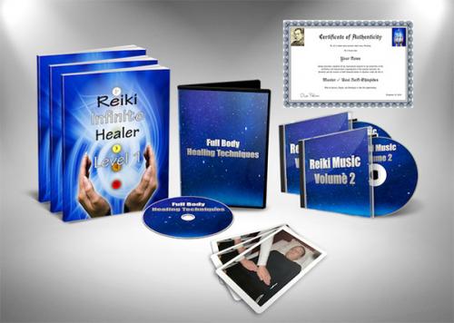 Reiki Infinite Healer'