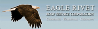Eagle Rivet Roof Service Corporation Logo