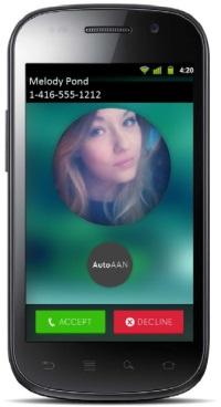 AutoAAN Answering Machine App'