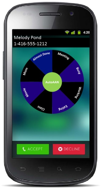 AutoAAN Answering Machine App'