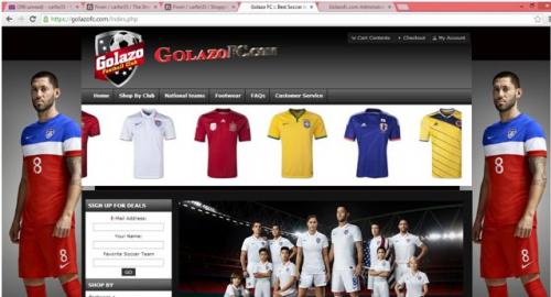 Golazo Football Club'