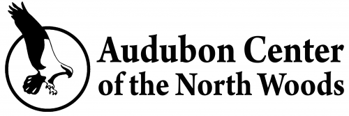 Logo For Audubon Center of the North Woods'
