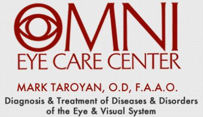 Omni Eye Care Center Logo