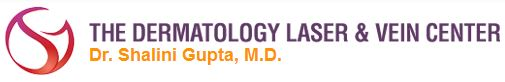 The Dermatology, Laser & Vein Center Logo