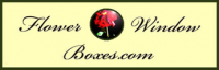 Flower Window Boxes Logo
