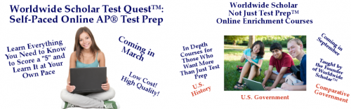 Premium AP® Test Prep Courses Worldwide Scholar'