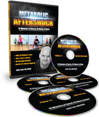 Metabolic Aftershock DVD