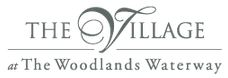 The Village at The Woodlands Waterway Logo