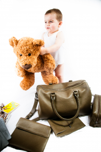 Fashionable Diaper Bags for Moms Everywhere