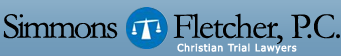 Simmons and Fletcher, P.C. Logo
