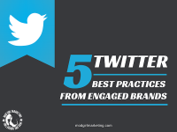 5 Business Twitter Best Practices From Engaged Brands