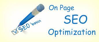 on-page optimization'