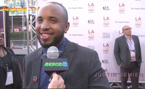 AndroidTV tonight at the LA Film festival'