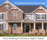 Prudential Beazley Real Estate Hosts Homebuyer Seminar