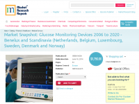 Market Snapshot: Glucose Monitoring Devices 2006 to 2020