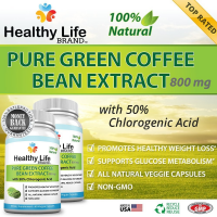 Green Coffee Bean Extract Pure