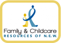 Family & Childcare Resources of N.E.W. Logo