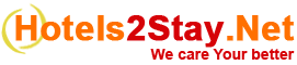 Logo for Hotels2stay'