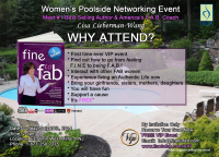 VIP Poolside Network Charity Event