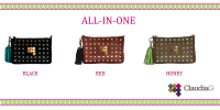 ClaudiaG Line of Designer Handbag & Accessories