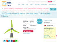 Global Wind Turbine Blades Industry 2014