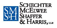 Schechter, McElwee, Shaffer & Harris, L.L.P. Logo