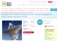 New Pricing Strategies and 3G+ Network Upgrades