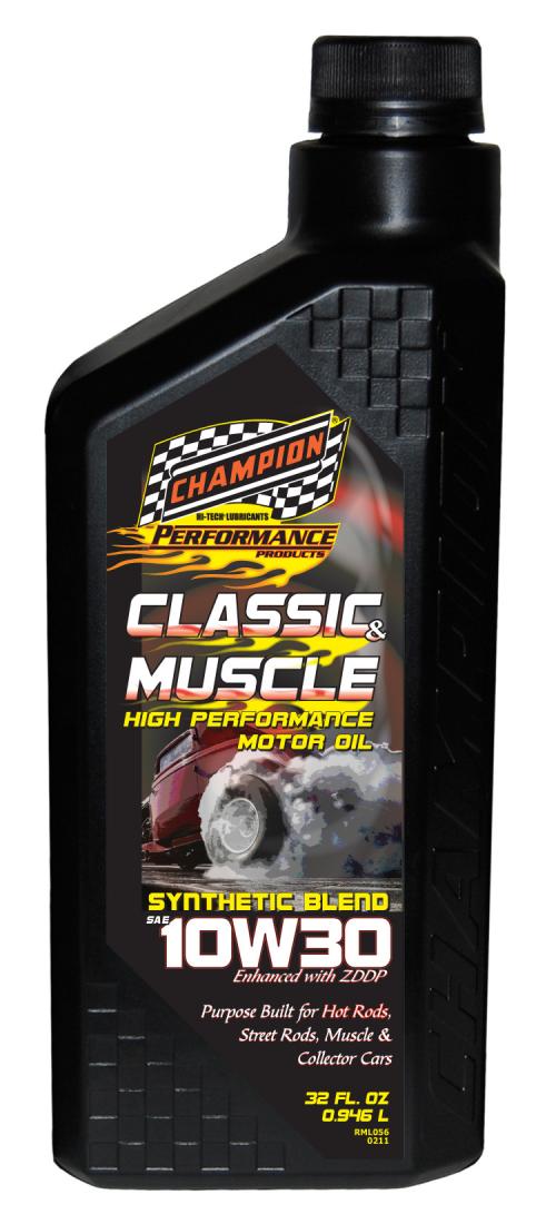 Classic & Muscle 10w-40 Motor Oil'