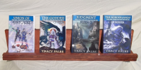 The Rys Chronicles complete series signed paperbacks