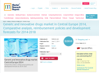 Generic and innovative drugs market in Central Europe 2014