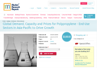 Global Demand, Capacity and Prices for Polypropylene